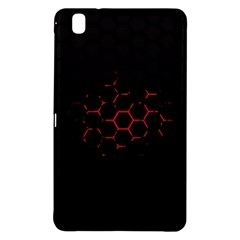 Abstract Pattern Honeycomb Samsung Galaxy Tab Pro 8 4 Hardshell Case