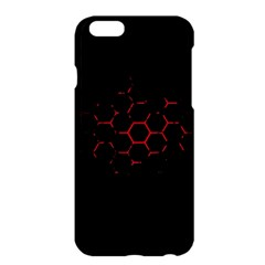 Abstract Pattern Honeycomb Apple Iphone 6 Plus/6s Plus Hardshell Case by BangZart