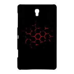 Abstract Pattern Honeycomb Samsung Galaxy Tab S (8 4 ) Hardshell Case  by BangZart