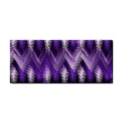 Purple Wavy Cosmetic Storage Cases by KirstenStar