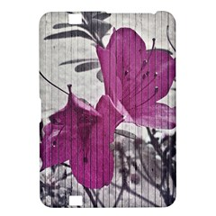 Vintage Style Flower Photo Kindle Fire Hd 8 9  by dflcprints