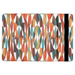 Colorful Geometric Abstract Ipad Air Flip by linceazul
