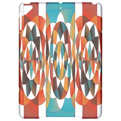 Colorful Geometric Abstract Apple Ipad Pro 9 7   Hardshell Case by linceazul