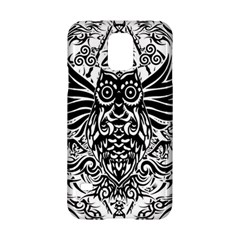 Tattoo Tribal Owl Samsung Galaxy S5 Hardshell Case  by Valentinaart