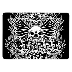 Tattoo Tribal Street Art Samsung Galaxy Tab 8 9  P7300 Flip Case by Valentinaart