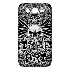 Tattoo Tribal Street Art Samsung Galaxy Mega 5 8 I9152 Hardshell Case  by Valentinaart