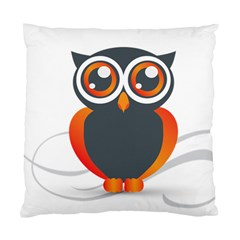 Owl Logo Standard Cushion Case (one Side)