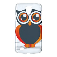 Owl Logo Galaxy S4 Active by BangZart