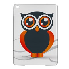 Owl Logo Ipad Air 2 Hardshell Cases