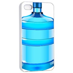 Large Water Bottle Apple Iphone 4/4s Seamless Case (white) by BangZart