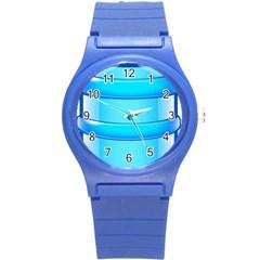 Large Water Bottle Round Plastic Sport Watch (s)