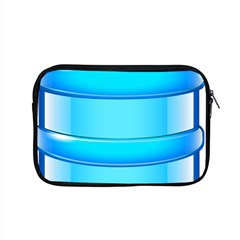 Large Water Bottle Apple Macbook Pro 15  Zipper Case