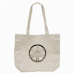 Wheel Skin Cover Tote Bag (cream) by BangZart