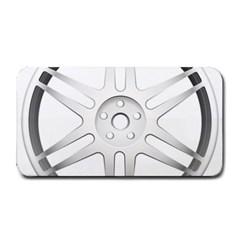 Wheel Skin Cover Medium Bar Mats
