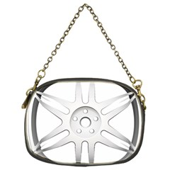 Wheel Skin Cover Chain Purses (two Sides)  by BangZart