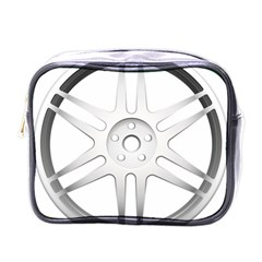 Wheel Skin Cover Mini Toiletries Bags