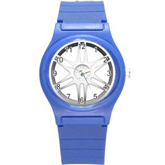 Wheel Skin Cover Round Plastic Sport Watch (s) by BangZart