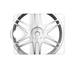 Wheel Skin Cover Kindle Fire Hd (2013) Flip 360 Case by BangZart