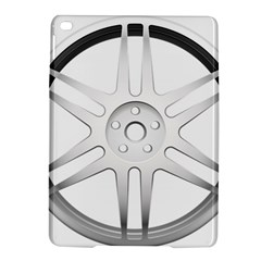 Wheel Skin Cover Ipad Air 2 Hardshell Cases by BangZart