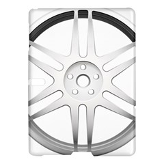 Wheel Skin Cover Samsung Galaxy Tab S (10 5 ) Hardshell Case  by BangZart