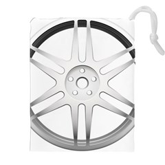 Wheel Skin Cover Drawstring Pouches (xxl) by BangZart