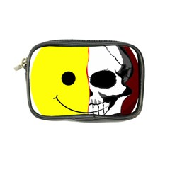 Skull Behind Your Smile Coin Purse by BangZart