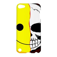 Skull Behind Your Smile Apple Ipod Touch 5 Hardshell Case by BangZart