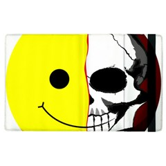 Skull Behind Your Smile Apple Ipad 2 Flip Case by BangZart