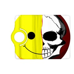 Skull Behind Your Smile Kindle Fire Hd (2013) Flip 360 Case by BangZart