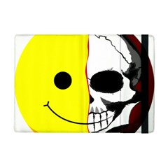 Skull Behind Your Smile Ipad Mini 2 Flip Cases