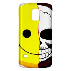 Skull Behind Your Smile Galaxy S5 Mini by BangZart