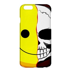 Skull Behind Your Smile Apple Iphone 6 Plus/6s Plus Hardshell Case by BangZart