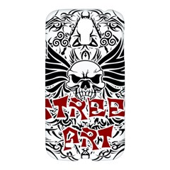 Tattoo Tribal Street Art Samsung Galaxy S4 I9500/i9505 Hardshell Case by Valentinaart