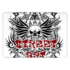 Tattoo Tribal Street Art Samsung Galaxy Tab 8 9  P7300 Flip Case by Valentinaart