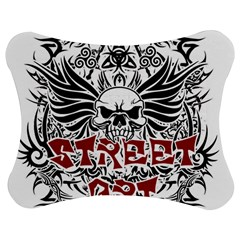 Tattoo Tribal Street Art Jigsaw Puzzle Photo Stand (bow) by Valentinaart