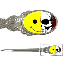 Skull Behind Your Smile Letter Openers by BangZart