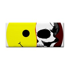 Skull Behind Your Smile Cosmetic Storage Cases