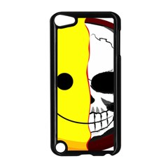 Skull Behind Your Smile Apple Ipod Touch 5 Case (black)