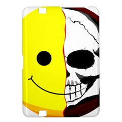 Skull Behind Your Smile Kindle Fire Hd 8 9  by BangZart