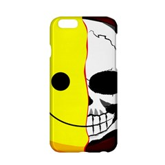 Skull Behind Your Smile Apple Iphone 6/6s Hardshell Case
