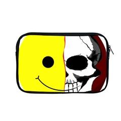 Skull Behind Your Smile Apple Macbook Pro 13  Zipper Case