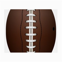 Football Ball Small Glasses Cloth