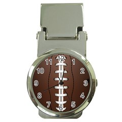 Football Ball Money Clip Watches by BangZart