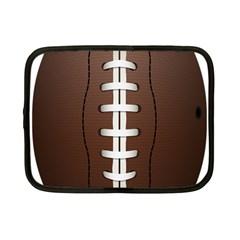 Football Ball Netbook Case (small)  by BangZart