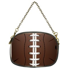 Football Ball Chain Purses (one Side)  by BangZart