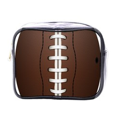 Football Ball Mini Toiletries Bags