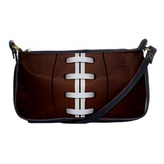 Football Ball Shoulder Clutch Bags by BangZart