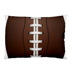 Football Ball Pillow Case (two Sides) by BangZart