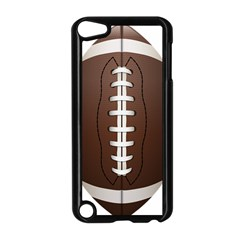 Football Ball Apple Ipod Touch 5 Case (black)