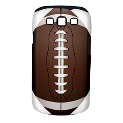 Football Ball Samsung Galaxy S Iii Classic Hardshell Case (pc+silicone) by BangZart